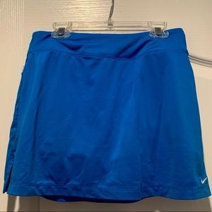 Blue tennis skirt 🎾